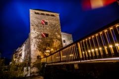 Burg Kapfenberg, Oberkapfenberg, Steiermark, Österreich