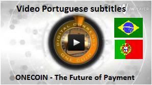 Onecoin Portuguese