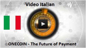 Onecoin Italian